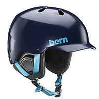 Шлем Bern Watts EPS Satin Navy Blue / Black Liner Small (51-55cm)