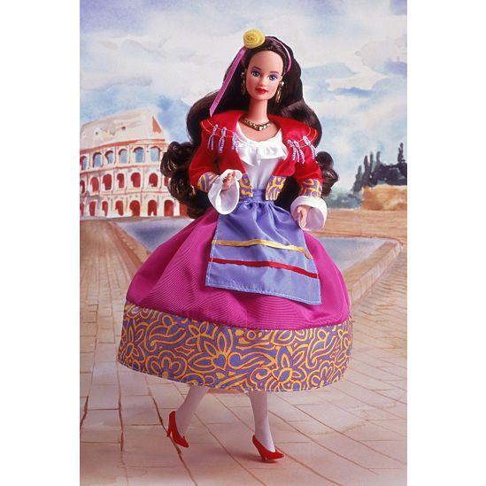 Лялька Барбі колекційна Італія / Italian Barbie Doll 2nd Edition (1993)