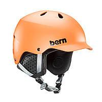 Шлем Bern Watts EPS Helmet Matte Orange / Black Liner Small (51-55cm)