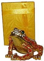 Шкатулка Лягушка 3585-1