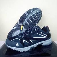 Кроссовки мужские Columbia Omni-Tech Waterproof Black Grey (в стиле  Коламбия) 1028e5c4b8e5f