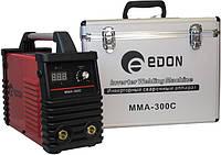 Сварочный инвертор Edon - MMA-300C, кейс