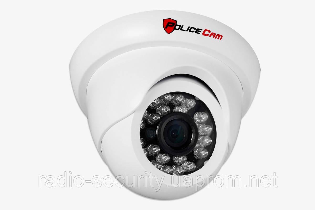 Внутренняя IP видеокамера PoliceCam IPC-379
