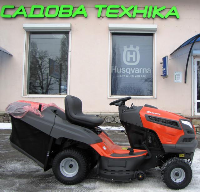 Садовый трактор Husqvarna TC 239 T Украина г. Харьков