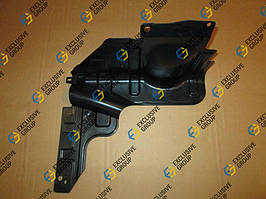 Водоотражатель (защита) двигателя правый Авео Т-255