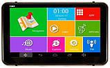 GPS навигатор + видеорегистратор Pioneer ZT502L DVR +AV, Android, карты для грузовиков, Гарантия!, фото 2