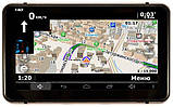 GPS навигатор + видеорегистратор Pioneer ZT502L DVR +AV, Android, карты для грузовиков, Гарантия!, фото 6