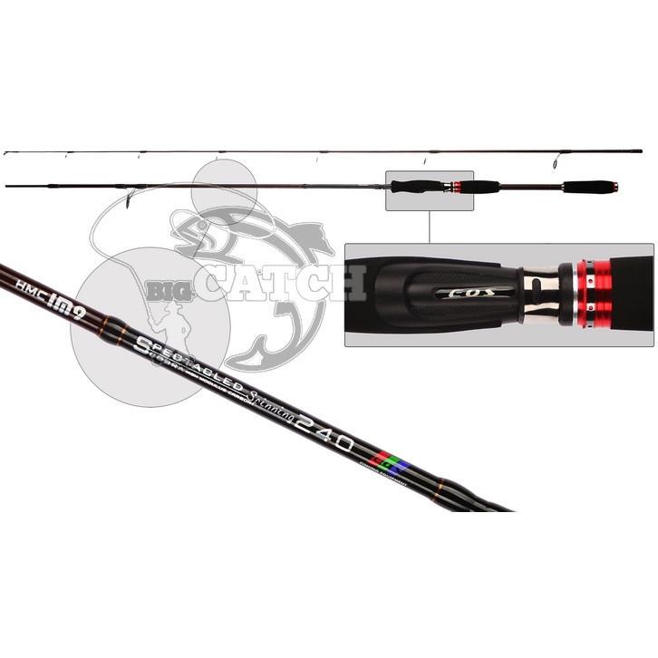 Спиннинг EOS Spectacled Cobra 2.4м 3-25гр.