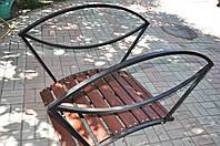 Мостик садовый для ландшафтного дизайна Овал, фото 1