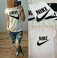 Женская футболка Nike Турция р. S,M,L оптом