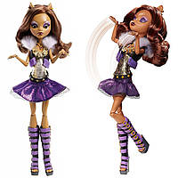 "Кукла Монстер Хай Клодин Вульф  ""Оно живое!"", Monster High It's Alive Clawdeen Wolf Doll"