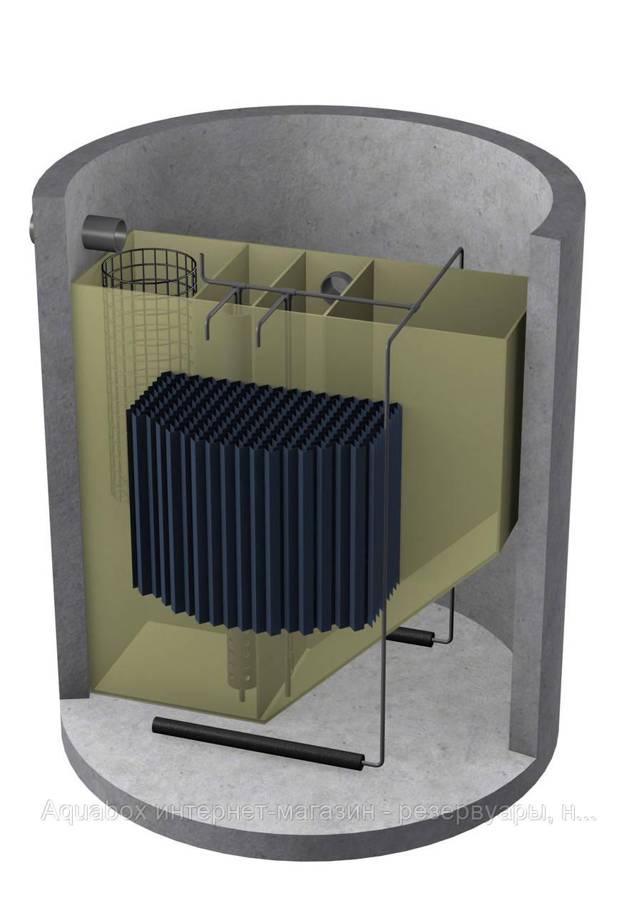 Станция очистки сточных вод Biobox ECO
