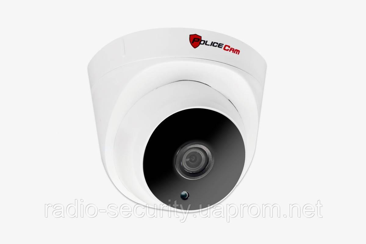 Внутрішня IP відеокамера PoliceCam IPC-379P-TF