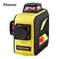Лазерный уровень Firecore F93T XR 3D red