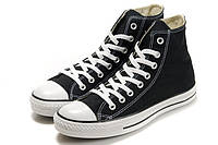 Мужские кеды Converse All Star High black