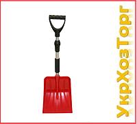 Лопата для снега автомобильная (телескопическая)