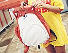 Рюкзак детский Кот с ушами и хвостом, фото 4