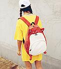 Рюкзак детский Кот с ушами и хвостом, фото 6
