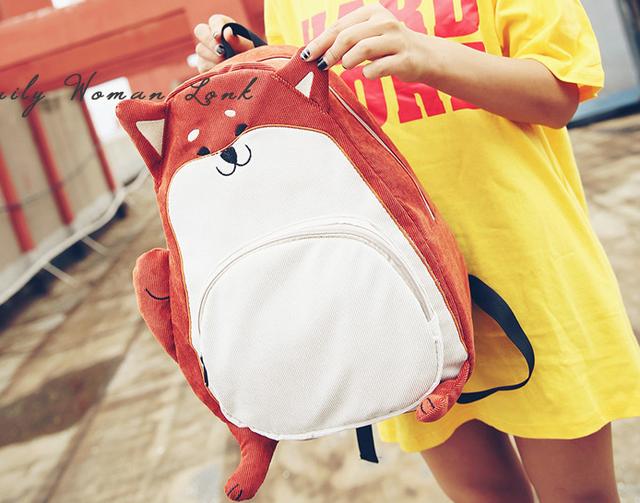 Рюкзак в виде котика