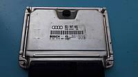 Блок управления двигателем ЭБУ ауди а4 б5 2.5тди акн audi a4 b5 2.5 tdi AKN 8d1907401, фото 1