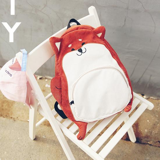 Рюкзак Котик с ушками и лапами