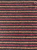 Грязезащитный и влаговпитывающий коврик Tango (Танго) красный цв.40