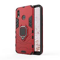 Чехол Ring Armor для Huawei P20 Lite Красный