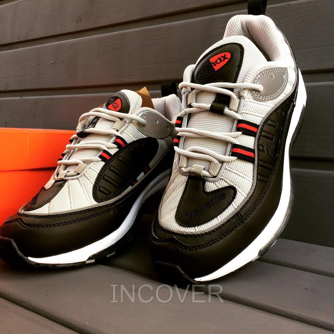 511aa1b5 Мужские Кроссовки Nike Air Max 98 Supreme (42,45) — в Категории ...