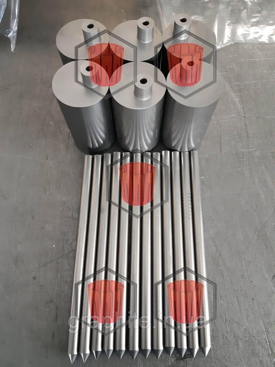 Производство изделий из графита