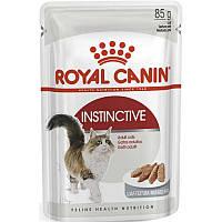 Влажный корм (Роял Канин)  Royal Canin Instinctive Loaf в паштете Упаковка 12 шт