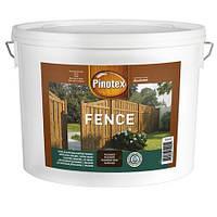 Пропитка для дерева PINOTEX FENCE (Пинотекс Фенс) Палисандр 10л