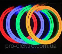 """NEOLED"" Светодиодная лента SMD LED 28x35 144Led/m (5,5W/m) жёлтый,красный,зеленый,синий 220-240V IP65"