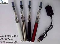 Электронные сигареты EGO-T 1100 mAh+CE5 E-Turbo