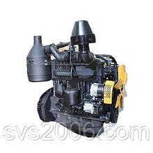 Двигатель МТЗ-1025 (105 л.с.) (77 кВт) полнокомплектный (пр-во ММЗ)