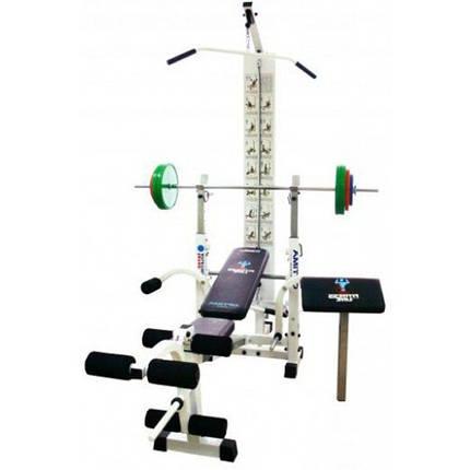 Тренажер со свободными весами INTER ATLETIKA Оптима ST005, фото 2