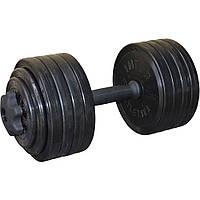 Гантель наборная INTER ATLETIKA ST530 23,82 кг