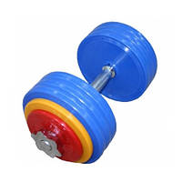 Гантель наборная INTER ATLETIKA ST531 23,82 кг