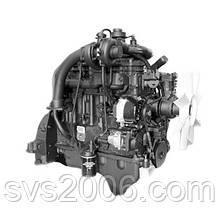 Двигатель ЗИЛ-130, 131, 5301 (108,8 л.с.) (80 кВт) 12В с комлектом для переоборудования ММЗ