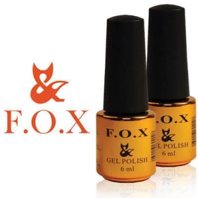 Гель лаки Fox