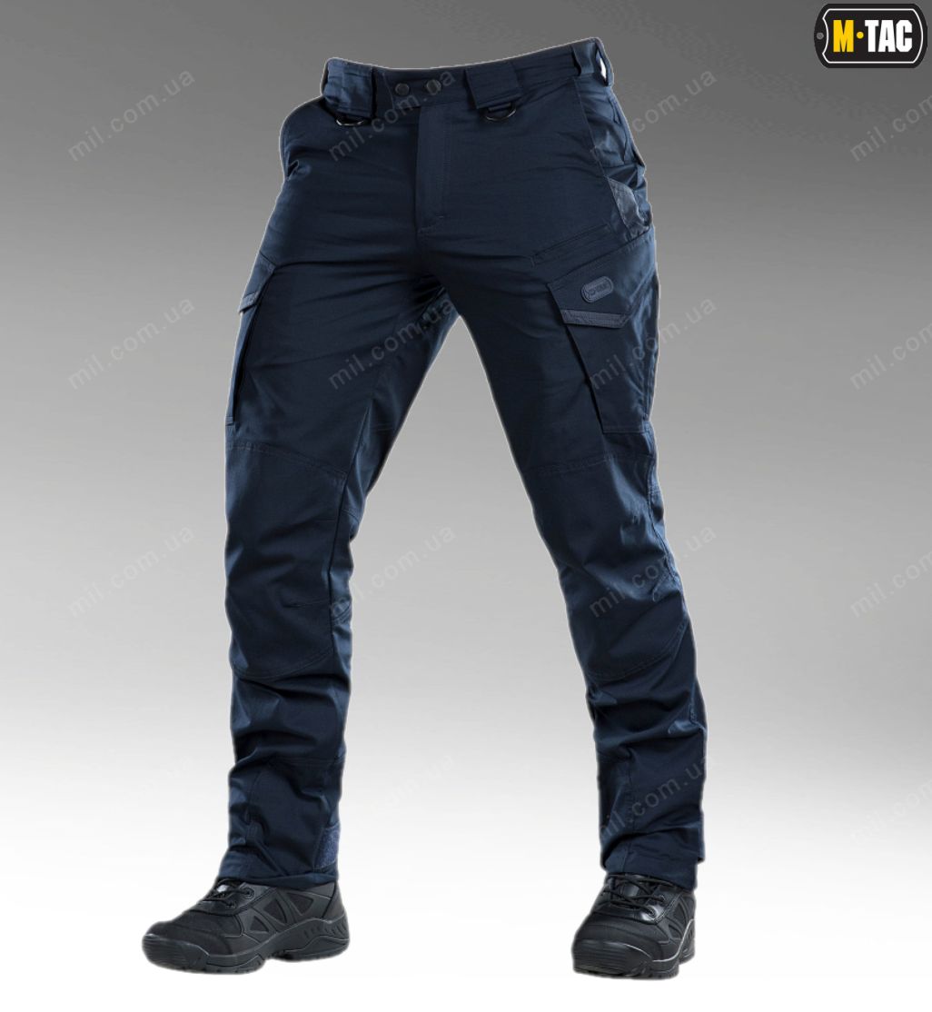 4f93501912c9 Тактические брюки / штаны M-TAC AGGRESSOR GEN.II FLEX (темно-синий ...