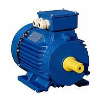 Электродвигатель асинхронный АИР132М6 7,5 кВт 1000 об / мин NEP АИР132М6
