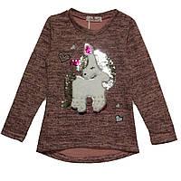 Стильный свитерок  для девочки Seagull Венгрия
