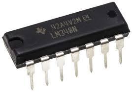 Микросхема LM348N