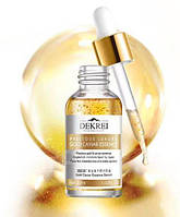 Сыворотка Dekrei Luxury Gold Civiar Essense с икрой и биозолотом.