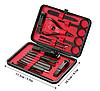Манікюрний набір з 18 інструментів, професійний!, фото 4