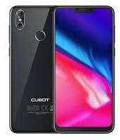 """Смартфон Cubot P20 Black 4/64Gb, 2sim, 20+2/13Мп, 6.18"""" IPS, 4000mAh, MT6750T, 4G, 8 ядра, GPS, фото 1"""