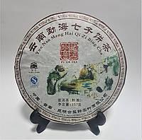 ПуЕр Шу (чор) 357 гр.