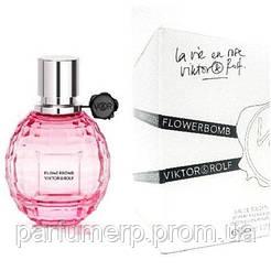 Victor & Rolf Flowerbomb La Vie Rose (50мл), Женская Туалетная вода Тестер - Оригинал!