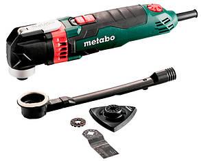 Мультитул Metabo MT 400 Quick + шлифподошва + пильное полотно + адаптер пылеотведения (601406000)