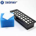 Комплект фільтрів для пилососа Zelmer, фото 5